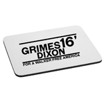 Grimes Dixon For President 2016 Walker Free America Mouse Pad
