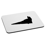 Galactic Empire Imperial Class Star Destroyer Mouse Pad