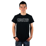 Funny Ricky Bobby Quote If You Ain't First You're Last Men's T-Shirt
