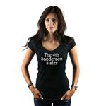 The 4th Sanderson Sister Witches Inspired Women's T-Shirt
