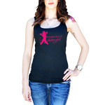 Everyone Loves a Slutty Girl Funny Women's Tank Top