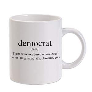 Democrat Definition 11 oz. Novelty Coffee Mug