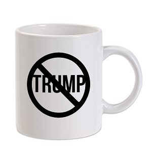 Anti Donald Trump Political 11 oz. Novelty Coffee Mug