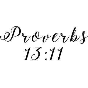 Proverbs Bible Verse God Christian Vinyl Sticker Car Decal - Bible verse custom vinyl decals for car
