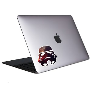 Galaxy Trooper Tablet & Laptop Sticker