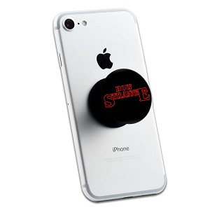 How Strange 2 Sticker Set for Pop Grip Stent for Phones and Tablets (Stickers Only)