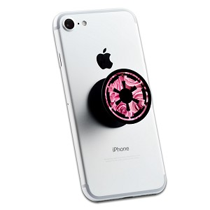 Galactic Roses 2 Sticker Set for Pop Grip Stent for Phones and Tablets (Stickers Only)