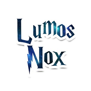 Lumos Nox Light Spell Inspired Deer Head Magic Sticker 5""