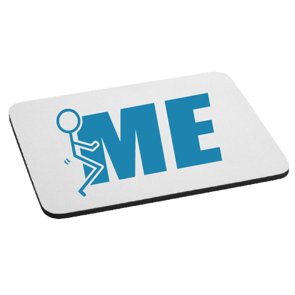 Funny Humping Stick Figure F*ck Me Mouse Pad
