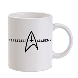 Starfleet Academy Trek Inspired 11 oz. Novelty Coffee Mug