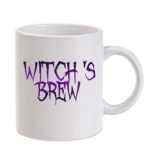 Witch's Brew 11 oz. Novelty Coffee Mug