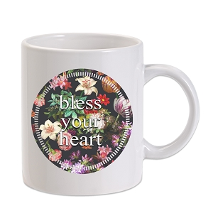 Bless Your Little Heart 11 oz. Novelty Coffee Mug
