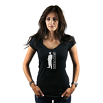 Like a Boss Guy Silhouette Women's T-Shirt