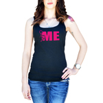 Funny Humping Stick Figure F*ck Me Women's Tank Top