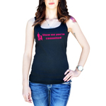 Funny Show Me You're Committed Women's Tank Top